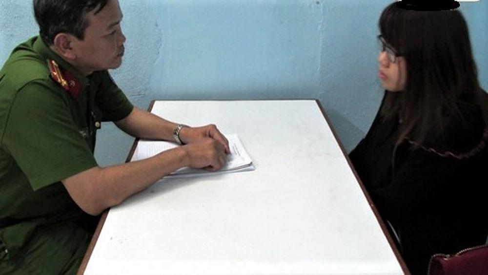 Nữ gia sư 9X bị bắt sau khi trốn truy nã suốt 2 năm